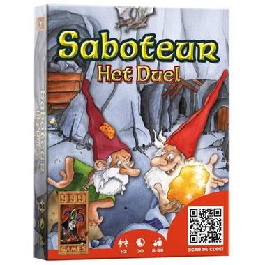 Saboteur Duel kaartspel