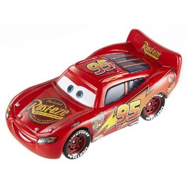 Disney Cars 2 Cruisin Bliksem McQueen raceauto