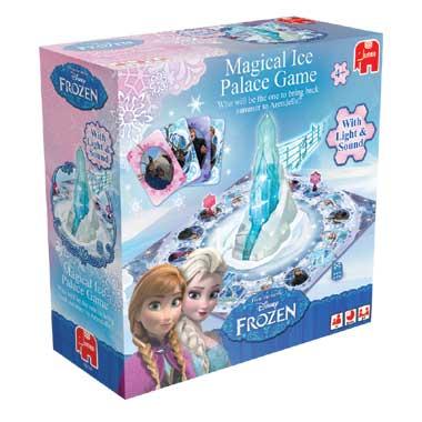 Jumbo Disney Frozen Magische IJspaleis spel