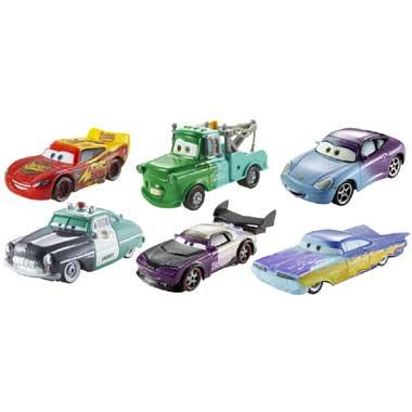 Disney Cars Color Changer auto