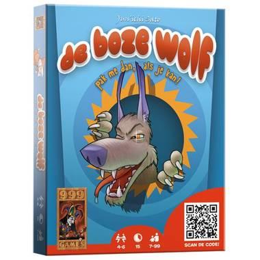 De Boze Wolf - Kaartspel