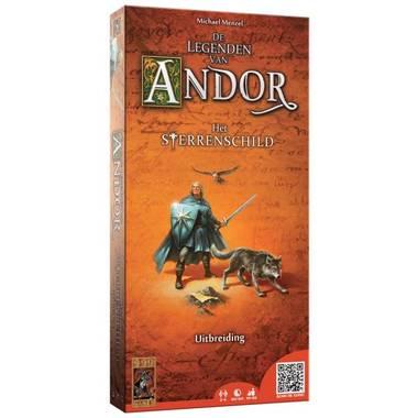 De Legenden van Andor: Het Sterrenschild - Bordspel uitbreiding