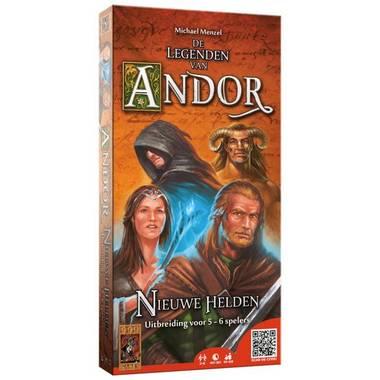 De Legenden van Andor: Nieuwe Helden 5/6 - Bordspel