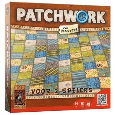 Patchwork - 2 persoons bordspel