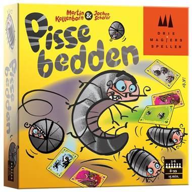 Pissebedden - Gezelschapsspel kaartspel