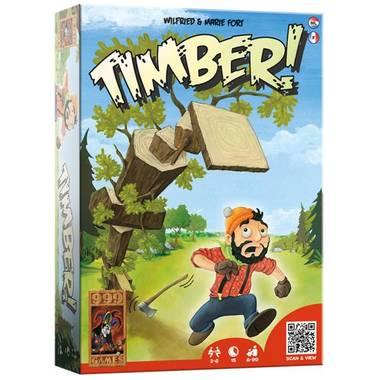 Timber! - Bordspel