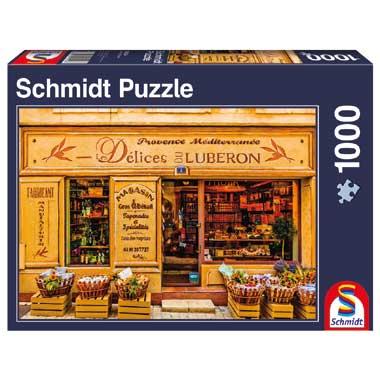 Delicatessen in Provence puzzel - 1000 stukjes