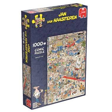 Jan van Haasteren - Some like it hot puzzel - 1000 stukjes
