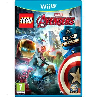 Wii U LEGO Marvel's Avengers