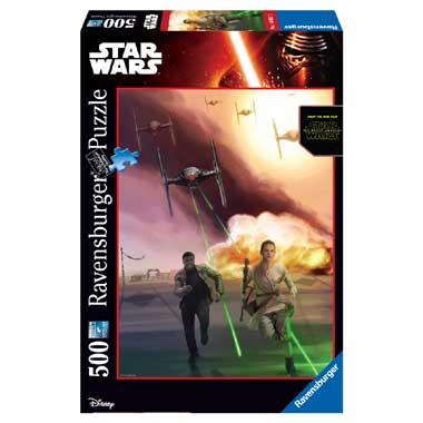 Ravensburger puzzel Disney Star Wars De duistere kant van de Force- 500 stukjes