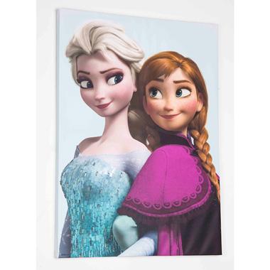 Disney Frozen canvas Elsa en Anna - 50 x 70 cm