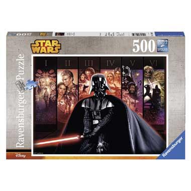Ravensburger puzzel Star Wars Saga 500 stukjes