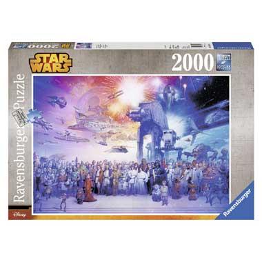 Ravensburger puzzel Star Wars Universum 2000 stukjes