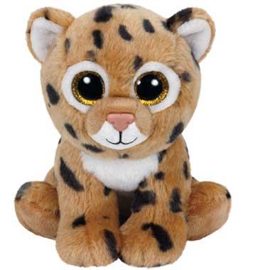 Ty Beanie Boo knuffel Freckles - 15 cm