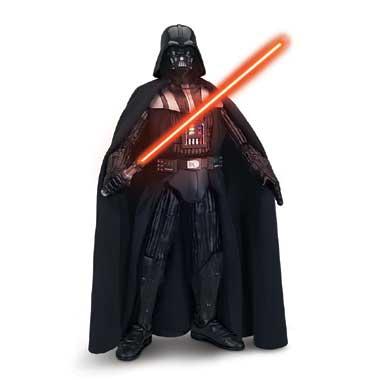 Star Wars Darth Vader Interactief figuur - 44 cm