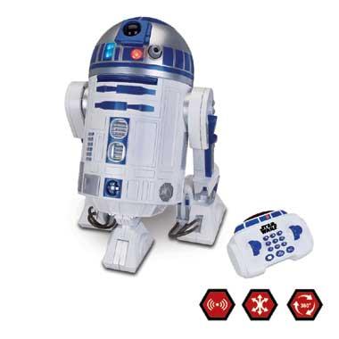 Star Wars Episode VII interactief R2-D2 actiefiguur