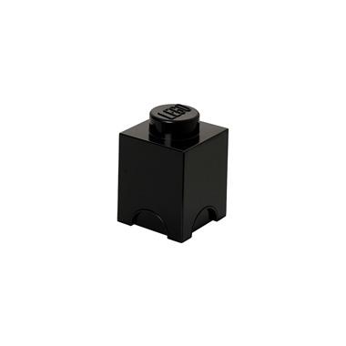 LEGO Brick opbergbox- zwart