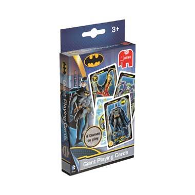 Jumbo Batman grote speelkaarten