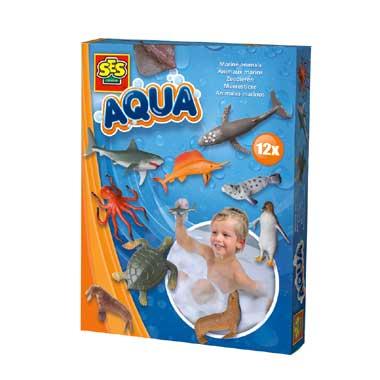 SES Creative Aqua zeedieren