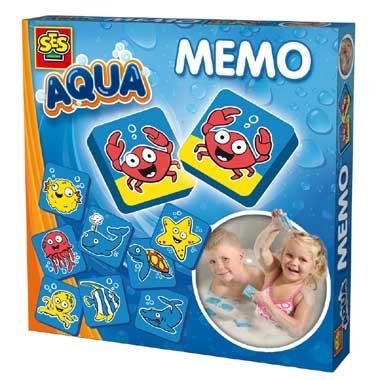 SES Creative Aqua memo