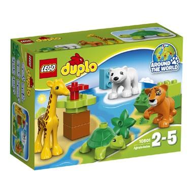 LEGO DUPLO Jonge dieren 10801