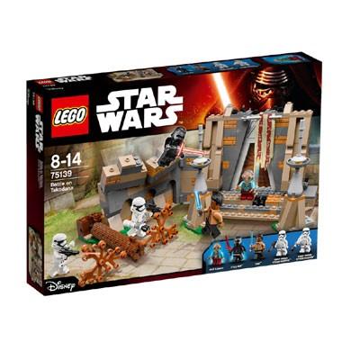 LEGO Star Wars De slag bij Takodana 75139