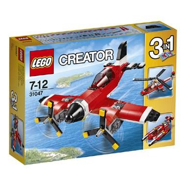 LEGO Creator propellervliegtuig 31047