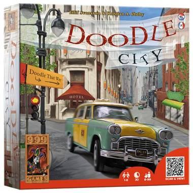 Doodle City dobbelspel