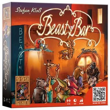 Beasty Bar kaartspel