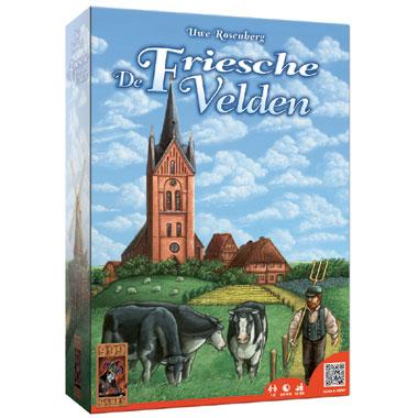 De Friesche velden bordspel