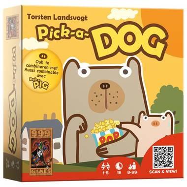 Pick-a-dog kaartspel