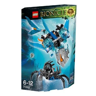 LEGO Bionicle Akida Schepsel van het Water 71302