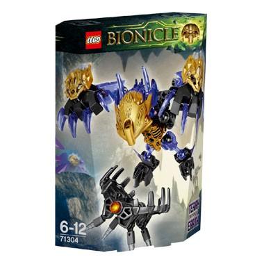 LEGO Bionicle Terak Schepsel van de Aarde 71304