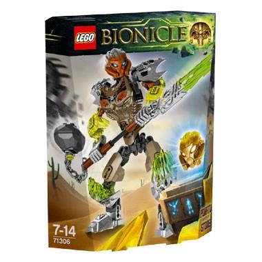 LEGO Bionicle Pohatu Vereniger van het Gesteente 71306