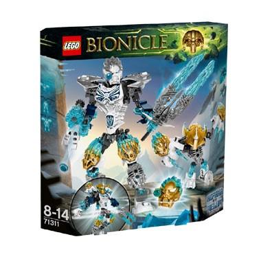 LEGO Bionicle Kopaka en Melum-verenigingsset 71311