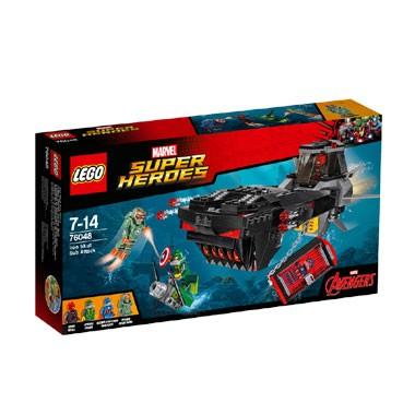 LEGO Super Heroes Iron Skull duikbootaanval 76048