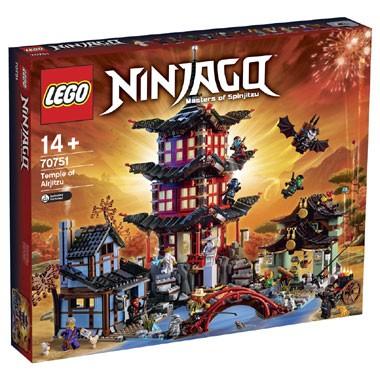 LEGO Ninjago Tempel van Airjitzu 70751