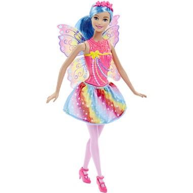 Barbie Fairytale Regenboog feepop