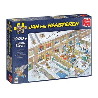 Jumbo Jan van Haasteren puzzel Kerstavond - 1000 stukjes