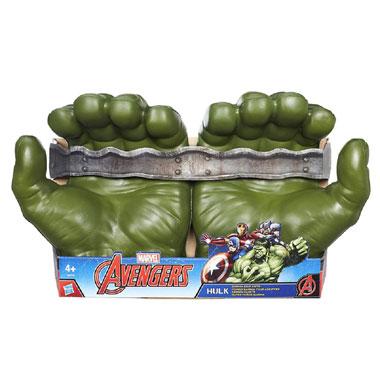 Avengers Hulk Gamma gripvuisten