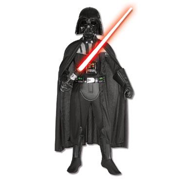 Star Wars Darth Vader Deluxe kostuum - maat 128/140