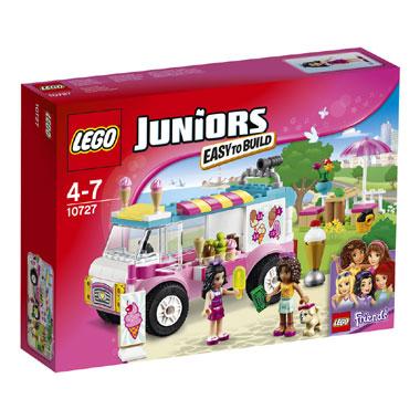 LEGO Juniors Emma's ijswagen 10727