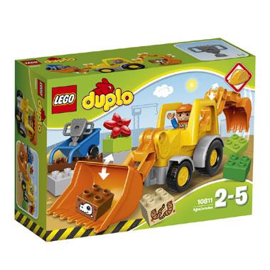 LEGO DUPLO Town graaflaadmachine 10811