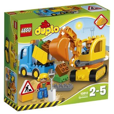 LEGO DUPLO rupsbandgraafmachine 10812