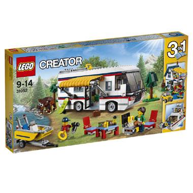 LEGO Creator vakantieplekjes 31052