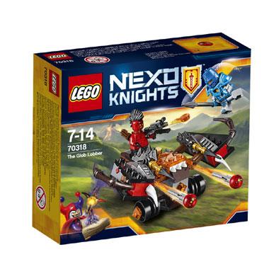LEGO Nexo Knights de globwerper 70318