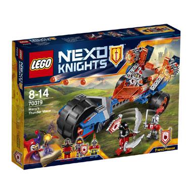 LEGO Nexo Knights Macy's donderknots 70319