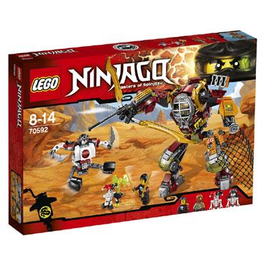 LEGO Ninjago redding M.E.C. 70592