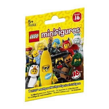 LEGO Serie 16 minifiguren verrassingszakje 71013