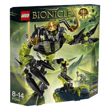 LEGO Bionicle Umarak de vernietiger 71316